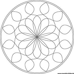 Kostenlos mandala MandalaGaba