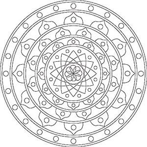 Mandalas Für Erwachsene Zum Kostenlosen Ausdrucken