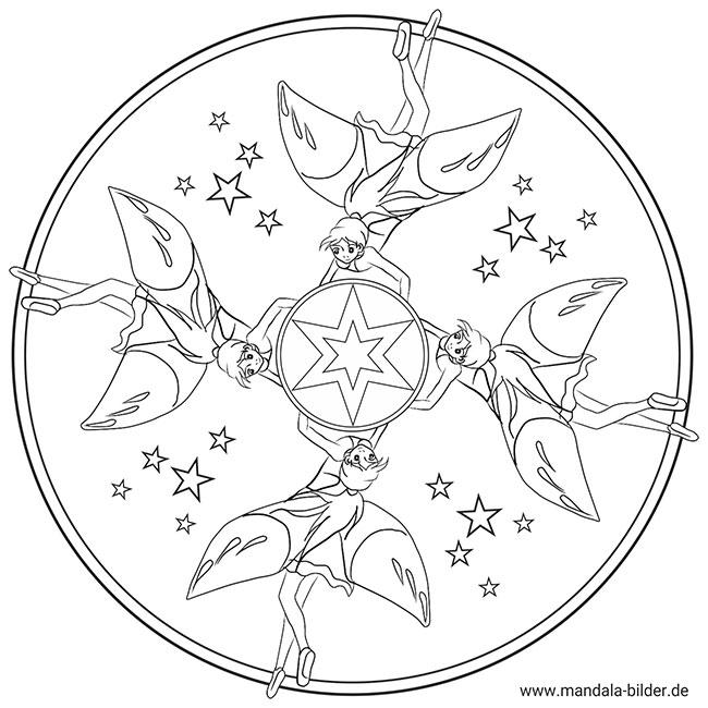 Mandala Für Mädchen
