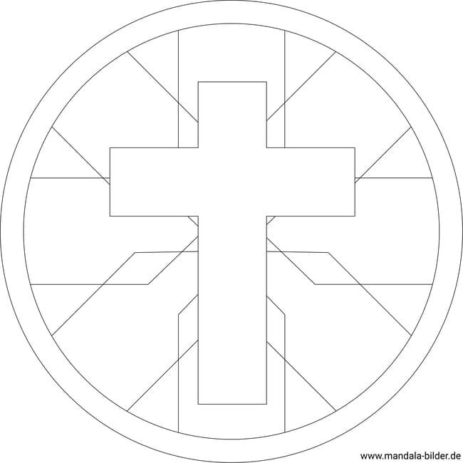 Kreuz Basteln Christliche Perlen 8