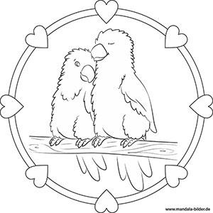 Tier Mandalas Ausmalbilder Mit Tieren Zum Ausmalen Für Kinder